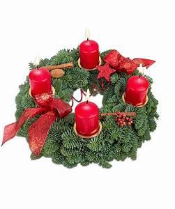 Adventskranz Selbst Gestalten : adventskranz advent advent jetzt bestellen bei ~ Watch28wear.com Haus und Dekorationen