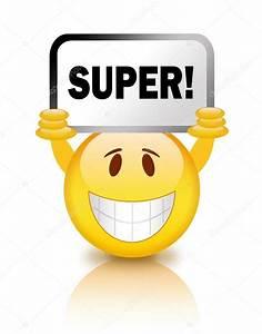 Super smiley illustration — Stock Photo © Arcady #13677540
