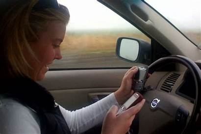 Driving Distracted Cell Phone While Text Law