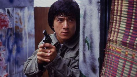 jackie chans police story movies