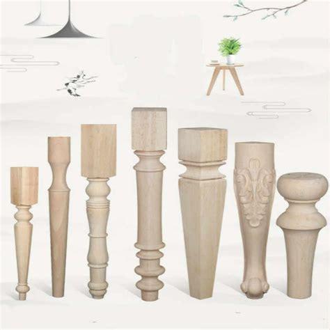 european style creative furniture legs solid wood cabinet