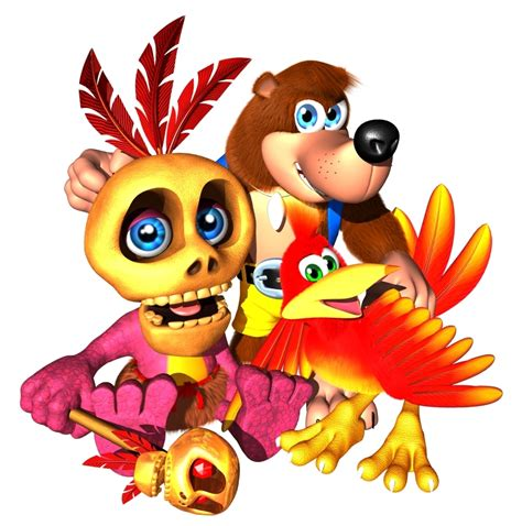 Banjo Kazooie Images Banjokazooie And Mumbo Hd Wallpaper