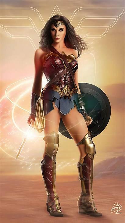 Dc Woman Wonder Comics Female Superhero Characters