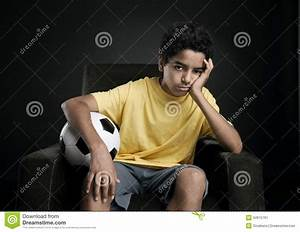 Soccer Failure Stock Image - Image: 34915761