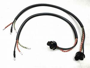 1955 1956 55 56 Ford Truck F100 Headlight Wiring Pigtales New