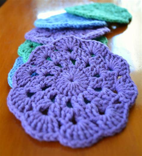 crochet coasters crochet coasters the green dragonfly