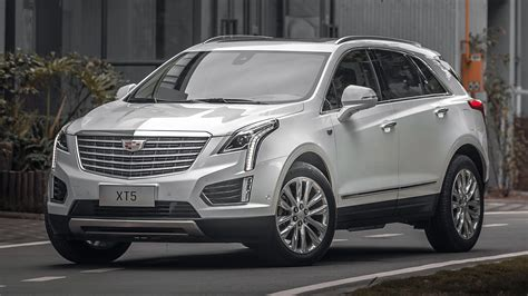 Cadillac Xt5 (2016) Cn Wallpapers And Hd Images