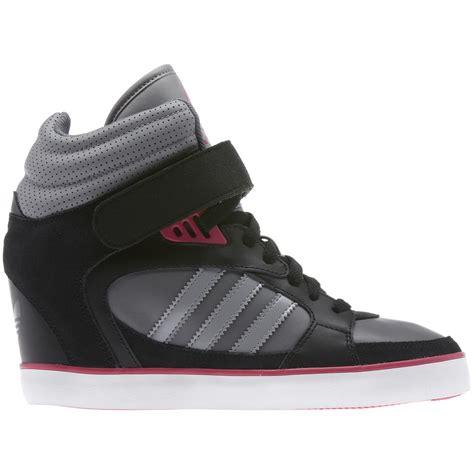 Adidas Wedge-Heeled Sneakers - cars & life blog   cars ...