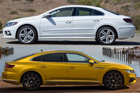 2019 Volkswagen Cc by 2017 Volkswagen Cc Vs 2019 Volkswagen Arteon What S The