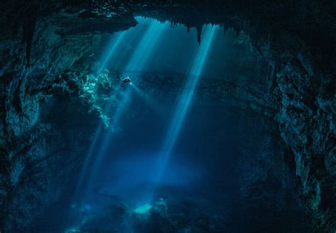 Underwater Cave : pics