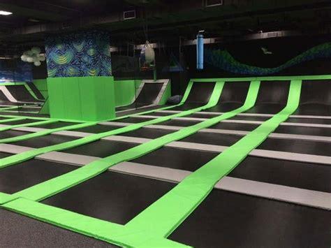 fitness ryze ultimate trampoline park opens  quarry bay