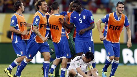 Hier findest du die ergebnisse nach datum auf ft. Fußball: Italien gewinnt turbulentes Spiel gegen Japan ...
