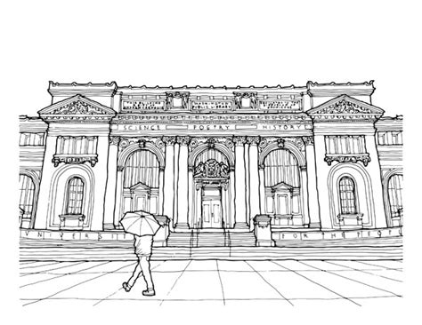 Museum Collaborates With Local Artist For Coloring Book