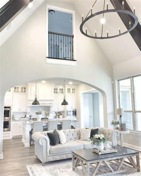 ideas  farmhouse living rooms  pinterest