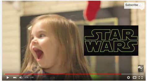 This Is The Best Reaction To A Star Wars Trailer Youll
