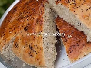 Four A Pain Maison : khobz el dar recette de pain maison alg rien felcouzina ~ Premium-room.com Idées de Décoration