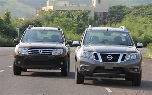 Nuevo Nissan Terrano Versus Renault Duster