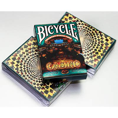 Bicycle Casino Playing Cards by Collectable Playing Cards ...