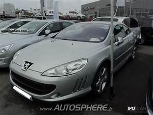 407 Coupé V6 Hdi : 2010 peugeot 407 coupe 3 0 v6 hdi gt car photo and specs ~ Gottalentnigeria.com Avis de Voitures