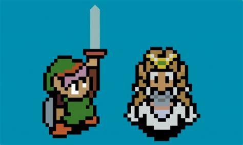 Gallery Zelda Sprites 8 Bit