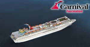 carnival fascination carnival cruise ship