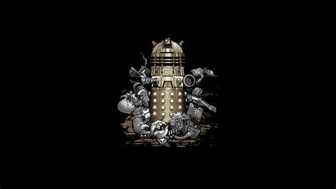 Doctor Who Animated Wallpaper - daleks doctor who humor wallpapers hd desktop and