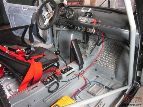 fiat abarth  tc vintage race car