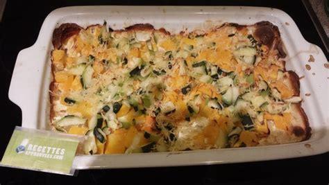comment cuisiner le butternut gratin courgettes courge butternut et pommes de terre