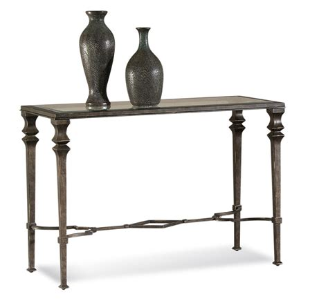 lido console table wrought iron finish t1210 400 decor south