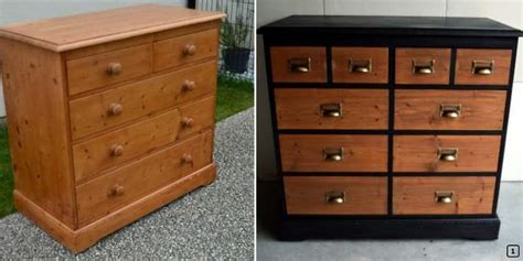 Relooking Commode Bois by Commodes 10 Relooking Avant Apr 232 S Bnbstaging Le