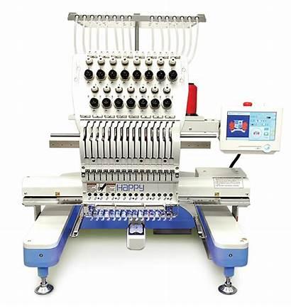 Embroidery Machine Head Hcd2 Needle Happy Single