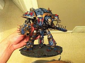 Night Lords Chaos Imperial Knight