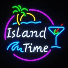 Margaritaville sign could make a similar one for a logo