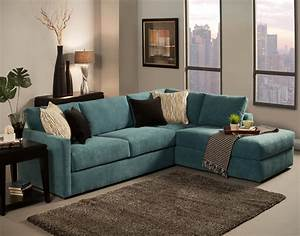 Small scale sectional sofa with chaise furniture sectional for Sectional sofa in small apartment