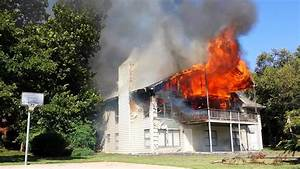 9717 Maplewood House Fire  Sheridan  U0026 Turnpike Hd