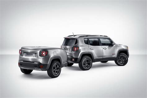 jeep renegade tent jeep renegade gets a trailer sidekick with hard steel