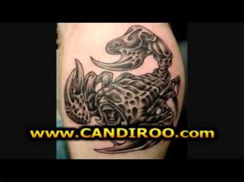 tatuajes de escorpiones tatuaje de scorpion