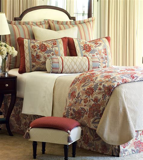 luxury bedding by eastern accents corinne collection