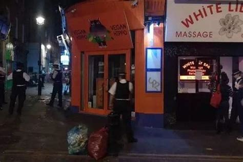 chinatown  soho  arrested  prostitution
