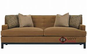 Popular down cushion sofa with piper sofa with down blend for Sectional sofa down cushions
