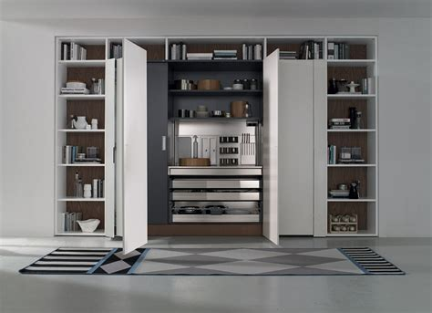 kitchen closet pantry ideas contemporary kitchen space saving versatile