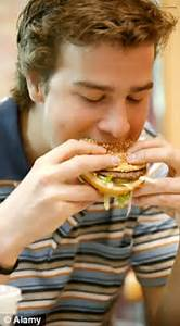 Junk food is not just bad for your waistline... it can ...