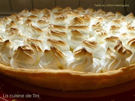 the best tarte au citron meringu 233 e recette