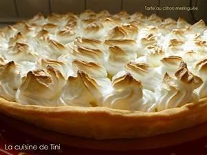 Recette Tarte Citron Meringuée Facile : recette tarte au citron facile meringuee un site culinaire populaire avec des recettes utiles ~ Nature-et-papiers.com Idées de Décoration