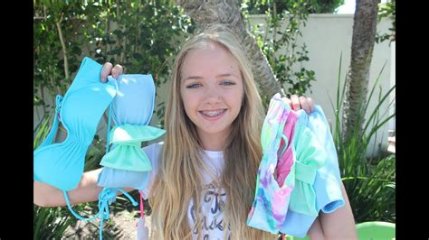 bathing suit collection ft misskl youtube