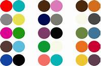 what are good color combinations Color Me Happy - whoorl