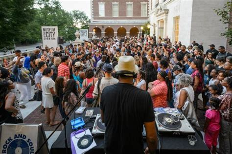 museums uptown bounce block party pays tribute  prince
