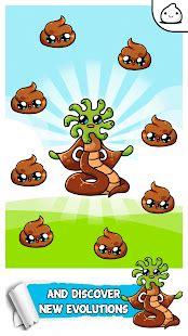 poo evolution idle cute clicker game kawaii  apk