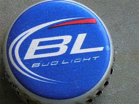 bud light trail bud light bottle cap i was goofing around with my