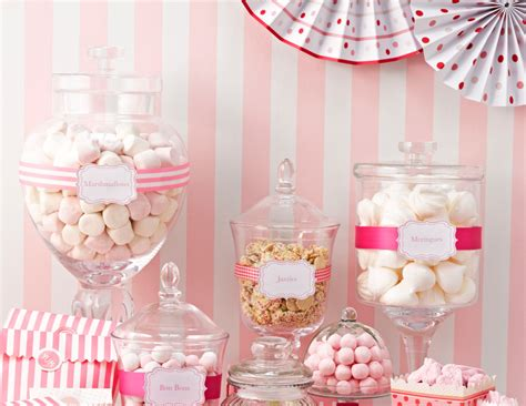 pink  mix party theme party pieces blog inspiration